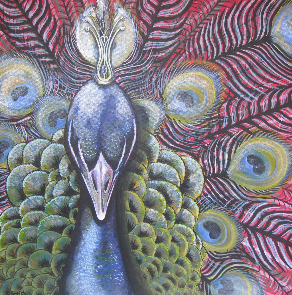 King Peacock