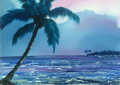 Cayman Sunset 1